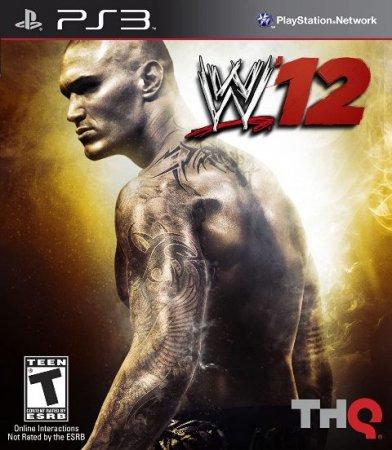 WWE 12 (+All DLC) [USA/ENG]