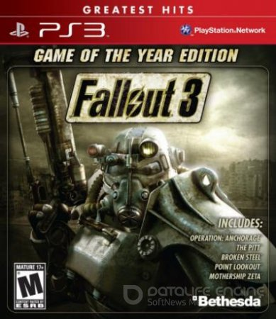 Fallout 3 Game Of The Year Edition [USA/ENG]